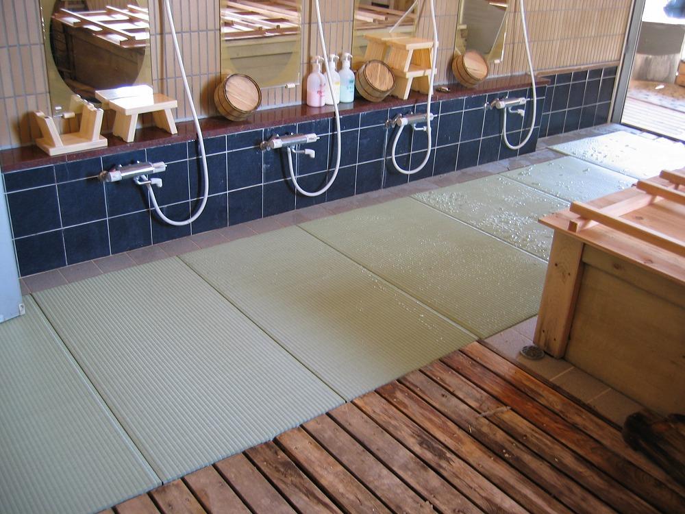 南知多・某旅館 大浴場